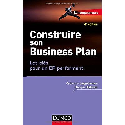 Construire son Business plan - 4ème édition