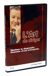 CD Rom: Le diagnostic financier d'une entreprise
