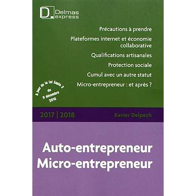 Auto-entrepreneur, Micro-entrepreneur
