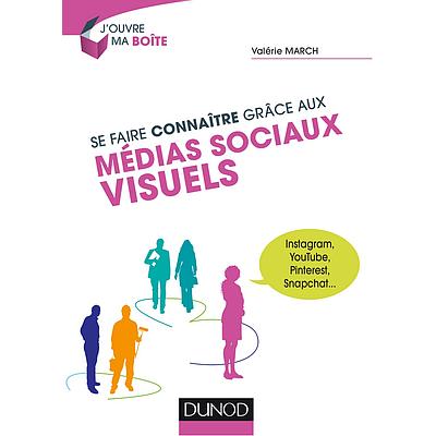 Se faire connaître grâce aux médias sociaux visuels: Instagram, YouTube, Pinterest, Snapchat